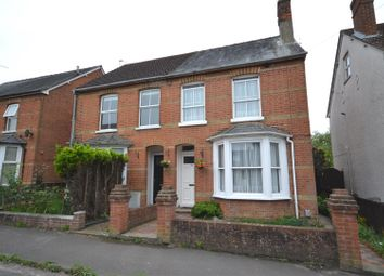 Thumbnail 4 bed semi-detached house for sale in Rayleigh Road, Brookvale, Basingstoke