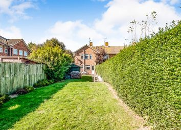 Thumbnail 3 bed end terrace house for sale in The Avenue, Goring-By-Sea, Worthing