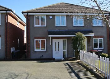 Thumbnail 3 bedroom semi-detached house for sale in Paddock Court, Dawley, Telford, Shropshire.