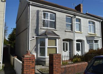 Thumbnail 3 bed semi-detached house for sale in Borough Road, Swansea