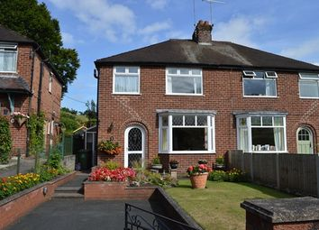 Thumbnail 3 bed semi-detached house for sale in Kiln Bank Road, Market Drayton