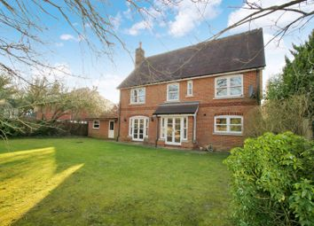 Thumbnail 5 bedroom detached house to rent in Hatfield Close, West Byfleet, Surrey