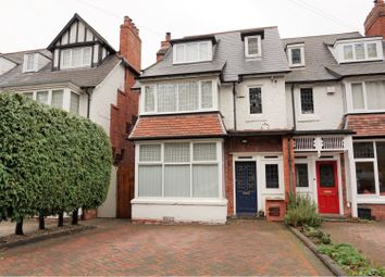 Thumbnail 4 bed semi-detached house for sale in Maney Hill Road, Sutton Coldfield