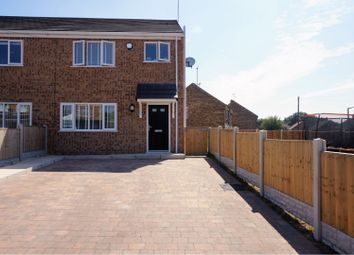 Thumbnail 3 bed semi-detached house for sale in East View, Doncaster