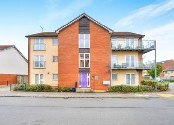 Thumbnail 2 bed flat for sale in Bewdley Grove, Broughton, Milton Keynes