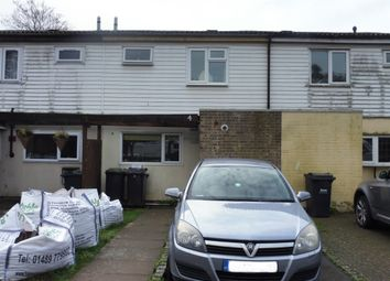 Thumbnail 3 bed terraced house for sale in Zeus Lane, Waterlooville