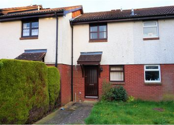 Thumbnail 2 bed terraced house for sale in Courtier Close, Dibden, Southampton
