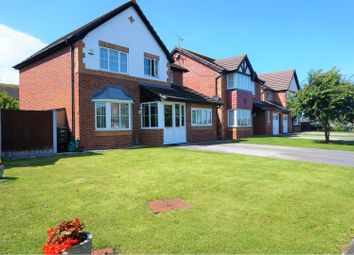Thumbnail 4 bed detached house for sale in Owain Glyndwr, Rhyl