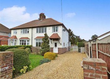 Thumbnail 3 bedroom semi-detached house for sale in Sandylands Park, Wistaston, Crewe