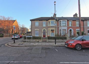 Windsor Road, London E7. 4 bed end terrace house for sale