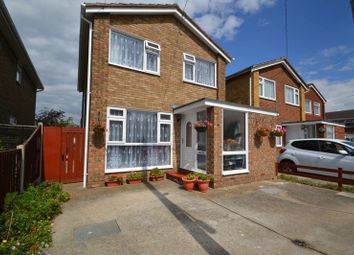 Thumbnail 4 bed detached house for sale in Ruskoi Road, Canvey Island, Essex