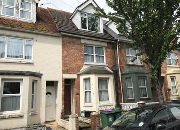 Thumbnail 3 bed town house to rent in Garden Road, Folkestone
