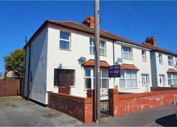 Thumbnail 3 bed semi-detached house for sale in Ellis Avenue, Rhyl