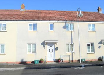 Thumbnail 3 bed terraced house for sale in The Badgers, St. Georges, Weston-Super-Mare