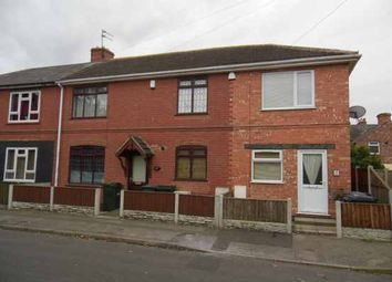 Thumbnail 3 bed terraced house for sale in Curzon Street, Nottingham, Nottinghamshire