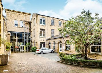 Thumbnail 1 bed flat for sale in Firth Street, Huddersfield