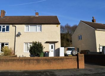 Thumbnail 2 bed end terrace house for sale in Manor Road, Dawley, Telford, Shropshire