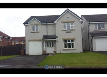 Thumbnail 4 bed detached house to rent in Mallace Avenue, Bathgate