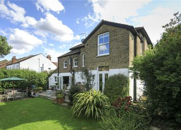 Thumbnail 5 bed detached house for sale in Poplar Grove, New Malden