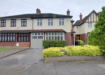 Thumbnail 4 bed semi-detached house to rent in Percy Road, Winchmore Hill
