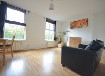 Thumbnail 4 bed flat to rent in Burdett Road, London