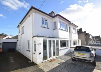 Thumbnail 3 bed semi-detached house for sale in Summerleaze Avenue, Bude, Cornwall