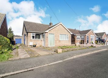 2 bed detached bungalow for sale in Woodlands Avenue, March PE15