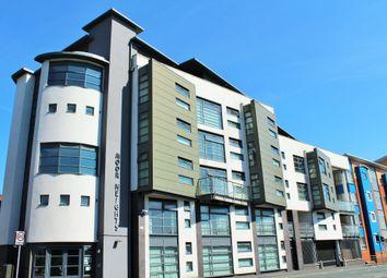 Thumbnail 2 bedroom flat to rent in Moor Heights, Preston