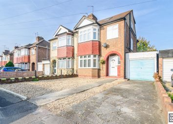 Thumbnail 4 bed semi-detached house for sale in Weardale Gardens, Enfield