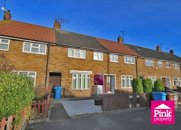 Thumbnail 3 bedroom terraced house to rent in Felbridge Close, Hull
