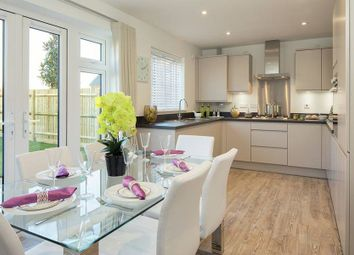 "3 bed semi-detached house for sale in ""The Himscot"" at Sheerwater Way, Chichester PO20"