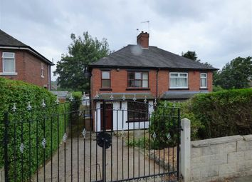 Thumbnail 2 bed semi-detached house to rent in Ashlands Road, Hartshill, Stoke-On-Trent