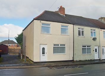 Thumbnail 3 bed end terrace house for sale in High Street, Carrville, Durham
