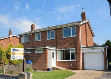Thumbnail 3 bed property to rent in Highfield Road, Beverley