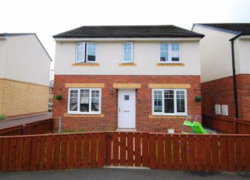Thumbnail 4 bed detached house for sale in Hadrian Drive, Blaydon-On-Tyne