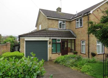 Thumbnail 3 bedroom property to rent in Cold Overton Road, Oakham
