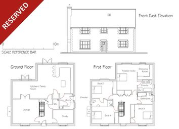 Thumbnail 4 bedroom detached house for sale in Massingham Road, Castle Acre, King's Lynn