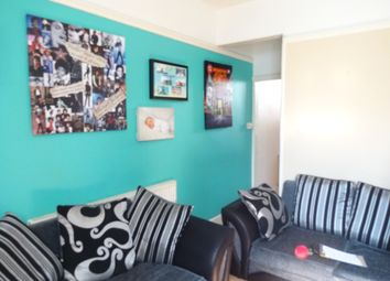 Thumbnail 1 bed terraced house to rent in Nutfield Road, Leicester