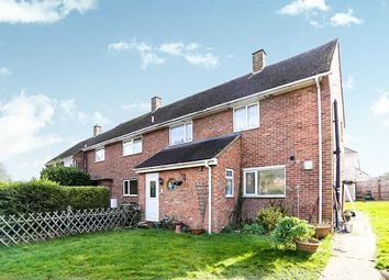 Thumbnail 3 bed terraced house to rent in Chilvers Bank, Baldock
