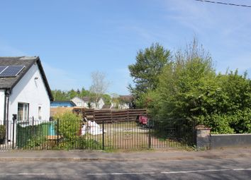 Thumbnail Land for sale in Main Rd, Condorrat