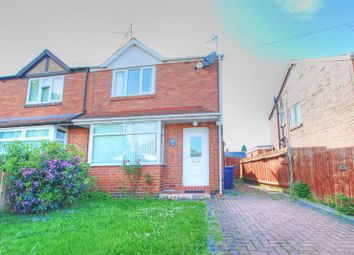 Thumbnail 2 bed semi-detached house for sale in Brandon Road, Fawdon, Newcastle Upon Tyne