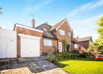 Thumbnail 4 bed detached house for sale in Claremont Road, West Kirby, Wirral