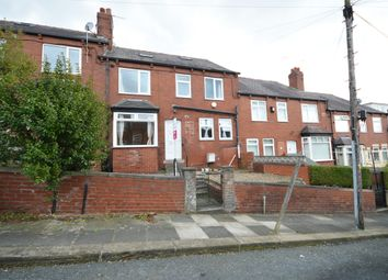 Thumbnail 3 bed terraced house for sale in Woodside Terrace, Burley, Leeds, West Yorkshire.