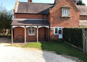 Low Road, Manthorpe, Manthorpe, Grantham, Lincolnshire NG31. 3 bed semi-detached house
