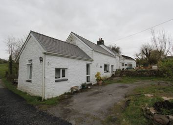 Thumbnail 4 bed detached house for sale in Coelbren, Neath