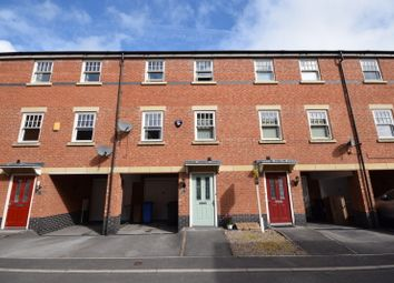 Thumbnail 3 bed town house to rent in Auriga Court, Chester Green, Derby