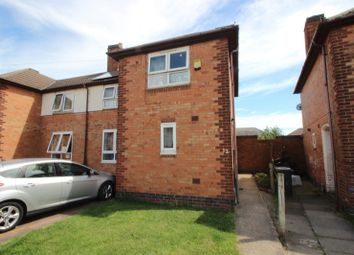 3 bed semi-detached house to rent in Cowdall Road, Leicester LE3