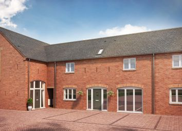 Thumbnail 3 bedroom detached house for sale in The Tatton V, Manor, Leys, Manor Lane, Harlaston, Staffordshire
