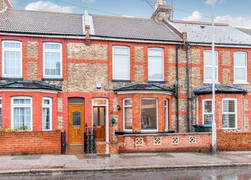 Thumbnail 3 bed terraced house to rent in St. Lukes Avenue, Ramsgate