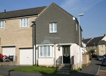Thumbnail 2 bed end terrace house for sale in Claytonia Road, Roborough